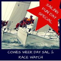 Taking you up close &amp personal to Cowes Week