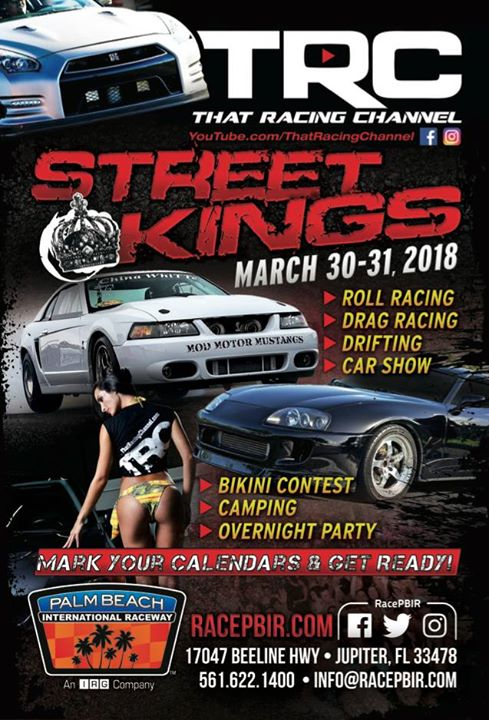 That Racing Channel Presents Street Kings At Palm Beach - Car show jupiter fl