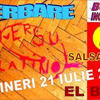 Salsa Night - 2 in 1  Serbarea &amp Botezul Incepatorului nr 9