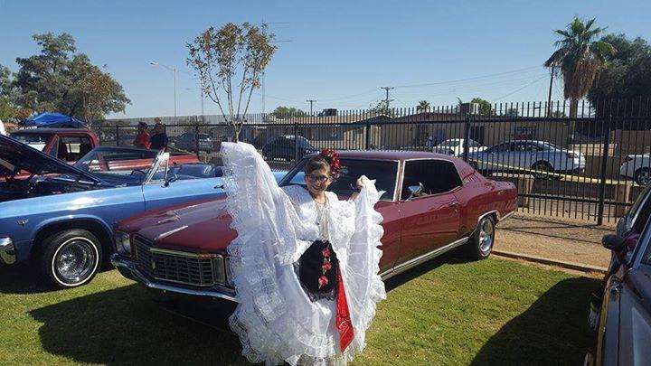 Lowrider Car Show Hispanic Heritage Fair At ASU West Thunderbird - Car show glendale az
