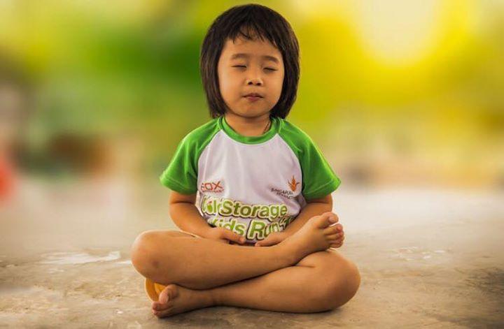 Kids Yoga Adventure (Age 5-8) 8 Week Session