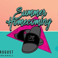 Switch - The Summer Homecoming - August Bank Holiday Special