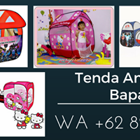 Tenda Anak Murah Jakarta WA 62822-3497-6234