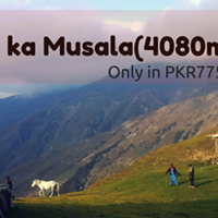 musa ka musallah trek 4080 meter at travel n learn lahore. Black Bedroom Furniture Sets. Home Design Ideas