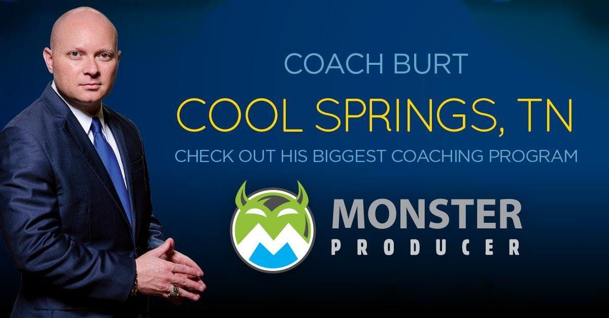Monster Producer Dec Cool Springs