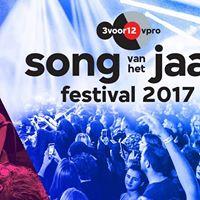 3voor12 Song van het Jaar Festival 2017  TivoliVredenburg