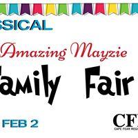 Amazing Mayzie Family Fair
