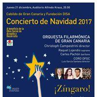 Concierto de Navidad con la OFGC en el Auditorio Alfredo Kraus