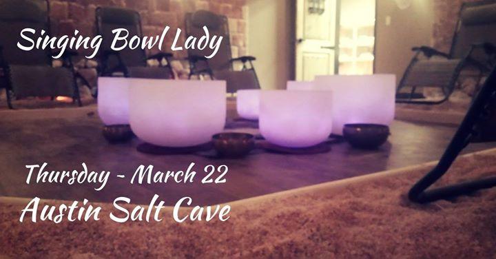 Sound Bath & Salt Therapy