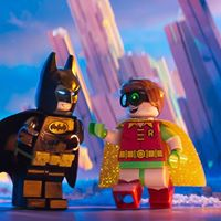 Family Film  The LEGO Batman Movie 3D (U)