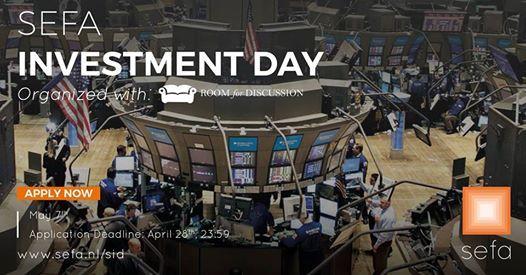 Sefa Investment Day 2019