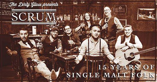 SCRUM - 15 Years of Single Malt Folk - De Kring Roosendaal
