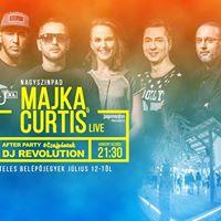 07.28. Majka &amp Curtis live at Grund XL