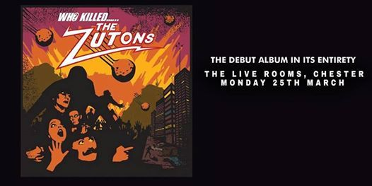The Zutons - SOLD OUT
