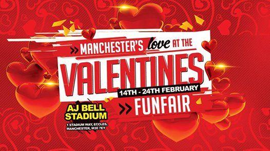 Valentines Fireworks Funfair & Circus