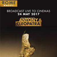 RSC Live Antony &amp Cleopatra