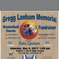 Gregg Lanham Memorial Basketball Fundraiser