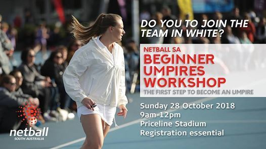 Beginner Umpires Workshop