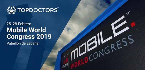 Top Doctors en el Mobile World Congress