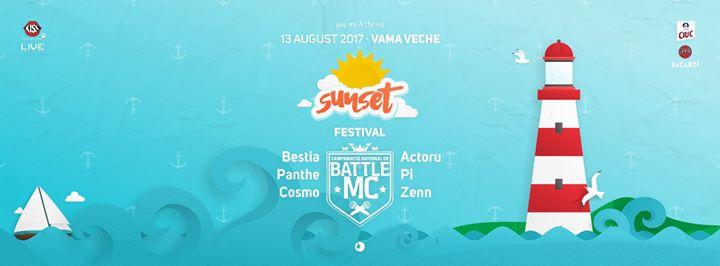 Sunset Festival 2017  Battle MC Romania  Vama Veche