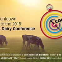 Semex UK Dairy Conference 2018 Countdown to a New Dawn