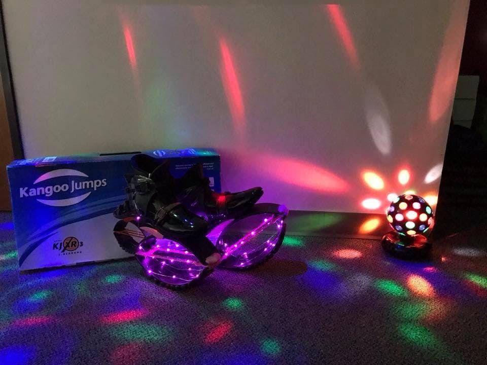 SweattBouNce Glow Party 3