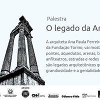Quartas Italianas na - O legado da Arquitetura Romana