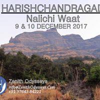 Harishchandragad Nalichi Waat