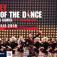 Lord of the Dance - Dangerous Games  15 April  Cluj-Napoca