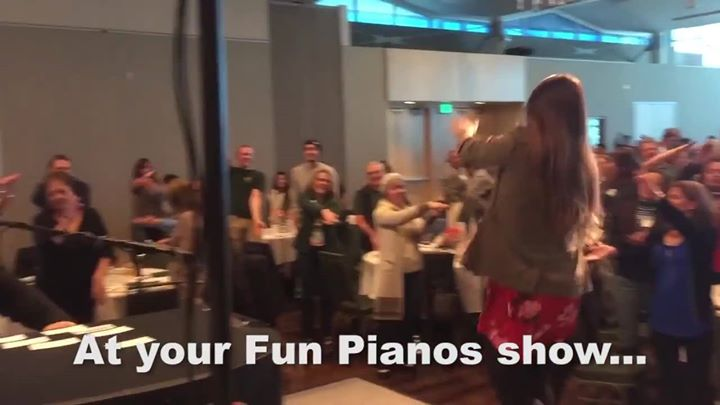 031018 [Private] Fun Pianos Dueling Pianos in Fort Worth TX