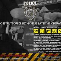 Police Training System CORSO Istruttori 2017 Sicilia