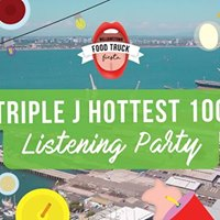 Triple J Hottest 100 Listening Party Williamstown