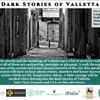 Dark Stories of Valletta