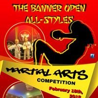 The Banner Open All-Styles Competition 2018