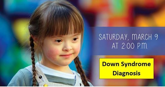 Down Syndrome Diagnosis at Bartlett Public Library District