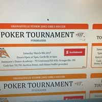 Poker Fundraiser