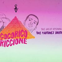 Cocoric 10.06 Opening Party w The Martinez Brothers