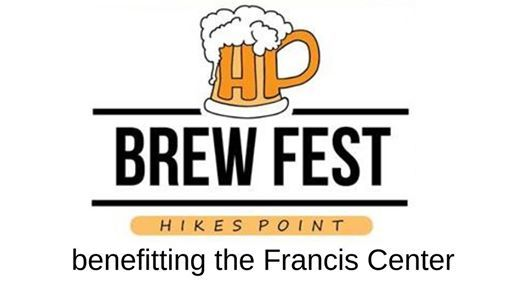 The Third Annual Brew Fest benefitting the Francis Center