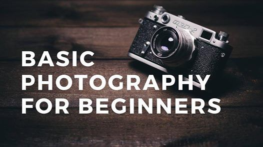 Basic Photography For Beginners