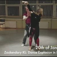 Zoukendary KL Intensive Workshops &amp the Party