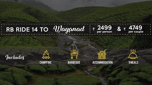 Experience the thrill by joining the ride to Wayanad