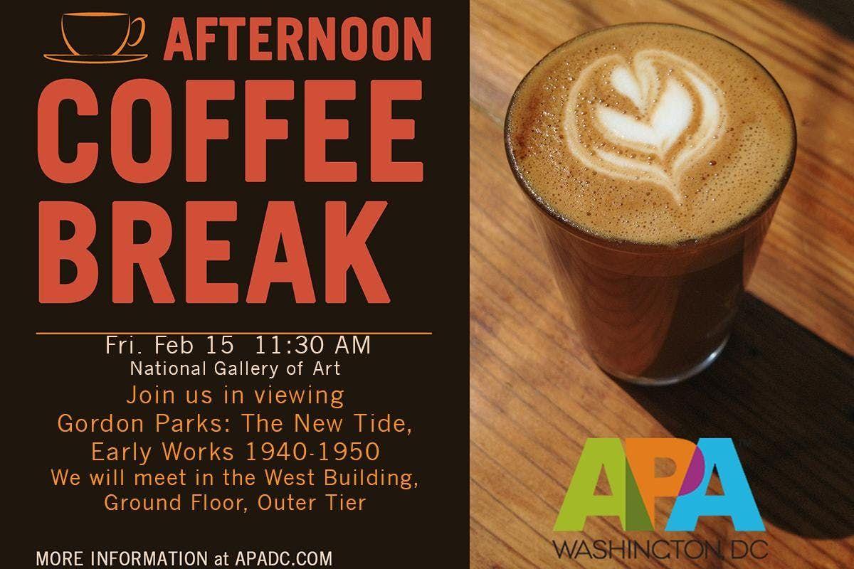Coffee Break - Feb 15