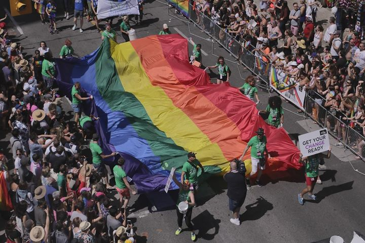 Gay Pride Chicago 2018
