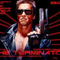 UOW Film Society Presents The Terminator (1984)