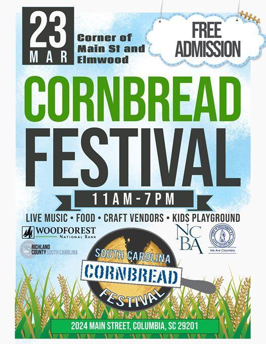 SC Cornbread Festival 2019