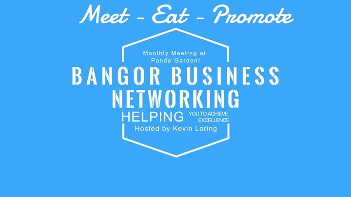 Bangor Business Network Munch