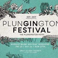 GIN FESTIVAL  The Plungington Hotel