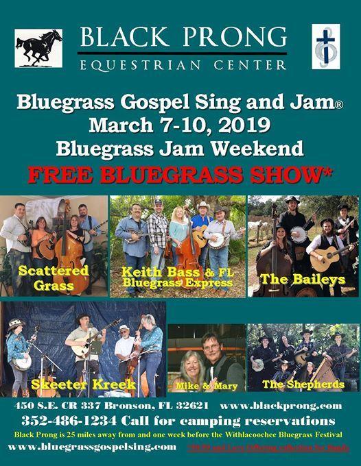Black Prong Bluegrass Festival