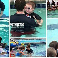 Red Cross Swim Lessons for Kids