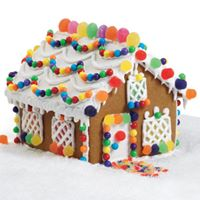 Register Now - Gingerbread House Decorating for Families